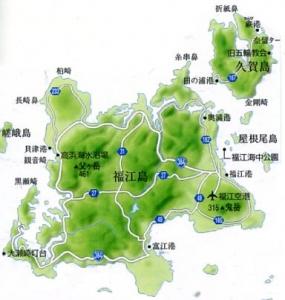 福江島(地図)003